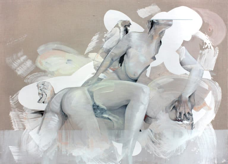Rebecca Fontaine Wolf at Zebra One Gallery