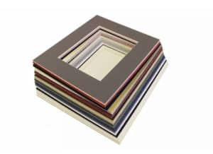 Picture Framing at Zebra One Gallery