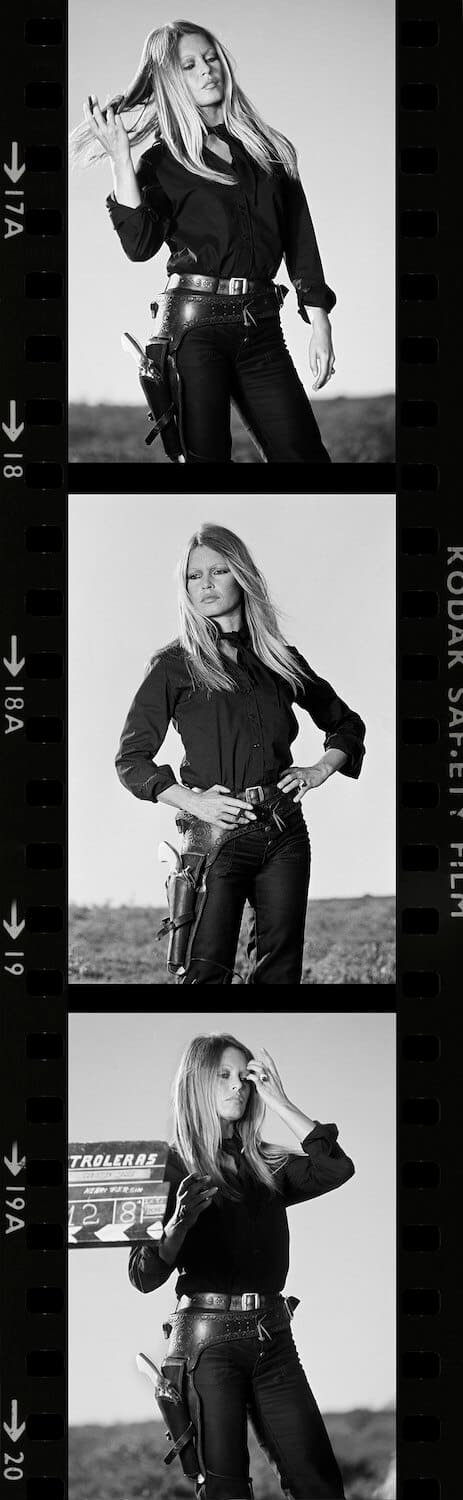 Terry O'Neill The vintage collection at Zebra one Gallery