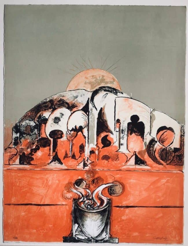 Graham sutherland at zebraonegallery