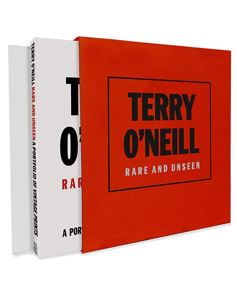 Rare and unseen the book by terry oneill available at zebra one gallery