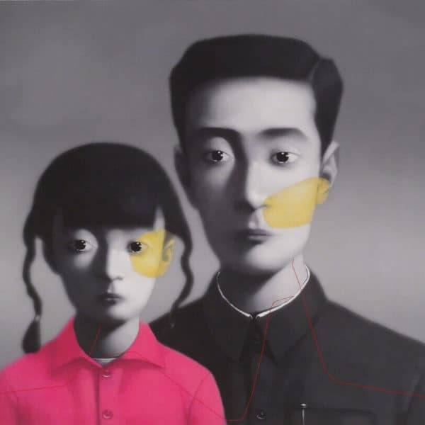 Zhang-Xiaogang at zebra one gallery