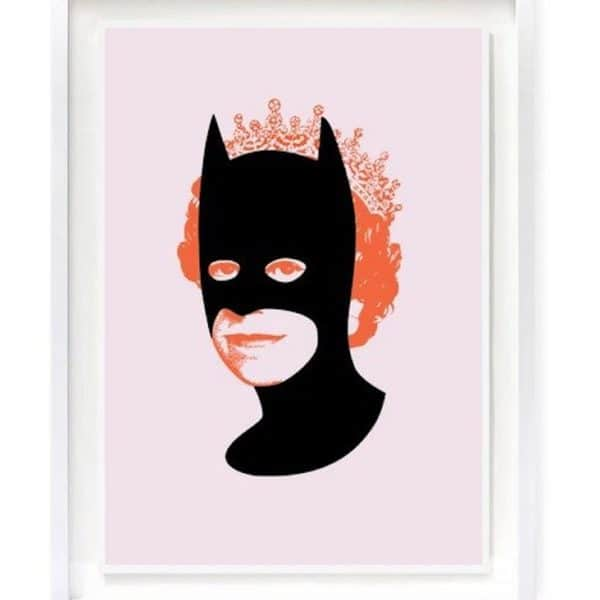 Heath Kane Rich enough to be batman at zebra one gallery