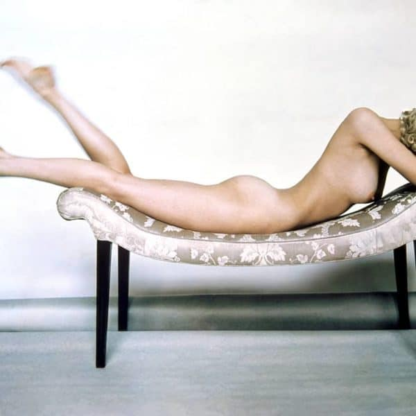 Norman Parkinson The first nude in colour to ever run in Vogue. Published in 1951 in Vogue Beauty Book No. 5 available at Zebra One Gallery