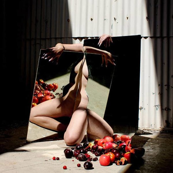 Rebecca Fontaine Wolf Original Sin Photography series
