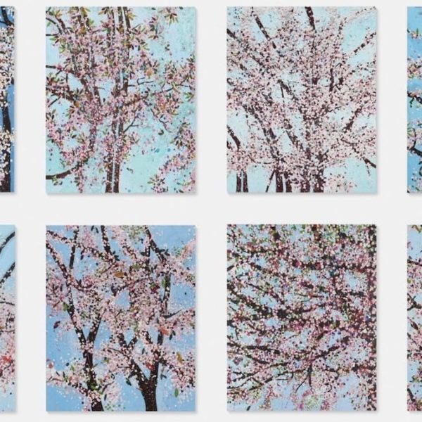 Damien-Hirst-The-Virtues-Complete-Set available at zebra one gallery