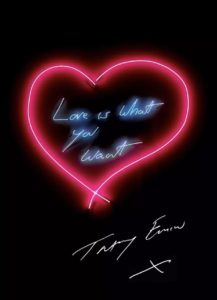 Neons by Emin at Zebra One Gallery