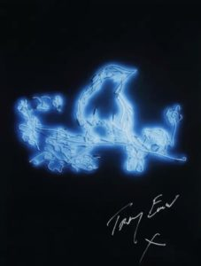 Neon Posters by Tracey Emin at Zebra One Gallery