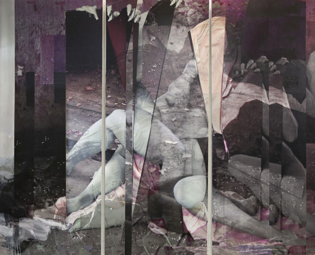 Rebecca Fontaine Wolf, Relentless Hope at Zebra One Gallery