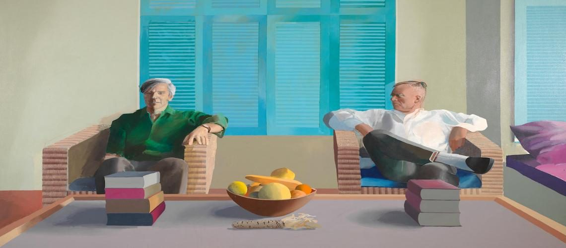 David Hockney's Birthday