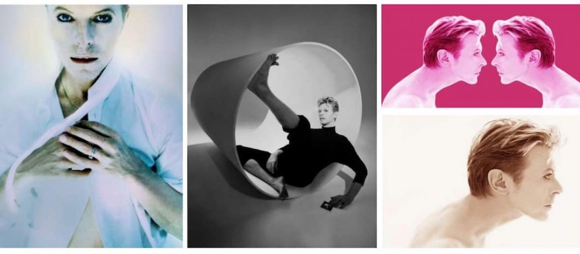 Kate Garner Releases three bowie images at Zebra one gallery