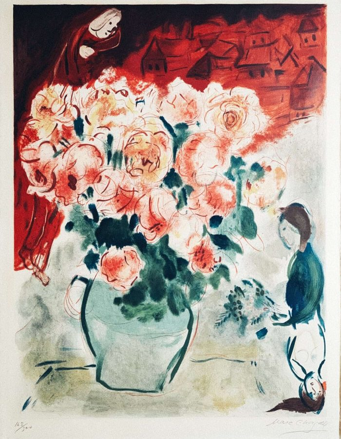 Marc Chagall at Zebra One Gallery